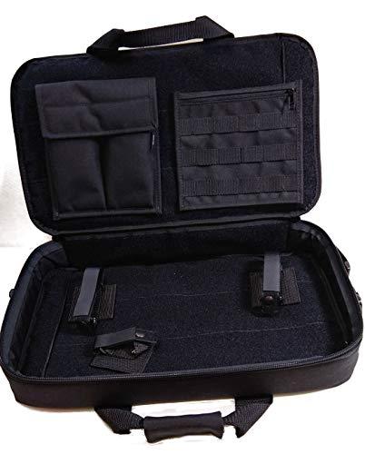 """WRB Airsoft Gun Case 2 WRB Covert Sub Gun Case 23"""""""