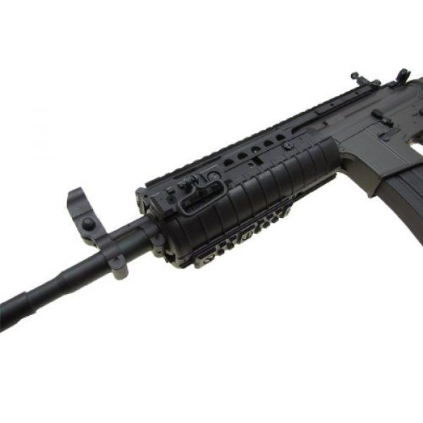 Jing Gong (JG) Airsoft Rifle 7 JG m4a1 s-system aeg electric airsoft gun - black(Airsoft Gun)