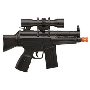 Game Face Airsoft Rifle 1 Crosman Pulse Mini AEG Airsoft Pistol