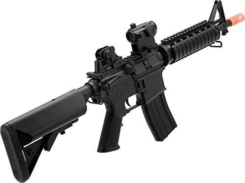 Colt Airsoft Rifle 2 Colt M4 A1 Cqbr AEG Black