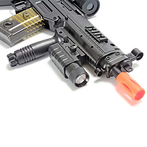 BBTac Airsoft Rifle 2 BBTac Airsoft Gun AEG Electric Gun Rifle Full Auto Package with Battery and Charger