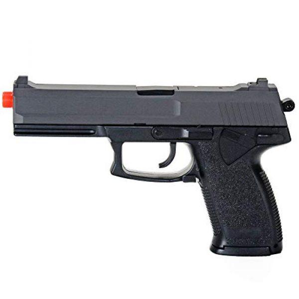 BBTac Airsoft Pistol 2 bbtac m23 airsoft gun mark23 spring airsoft pistol with warranty(Airsoft Gun)