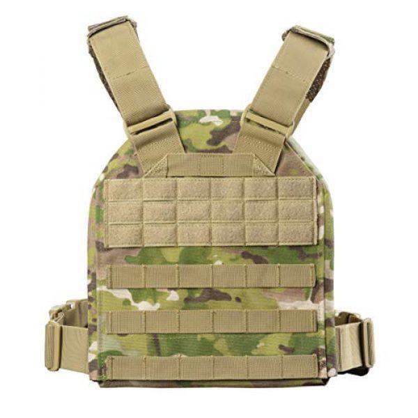 vAv YAKEDA Airsoft Tactical Vest 3 vAv YAKEDA Tactical CS Adjustable Vest