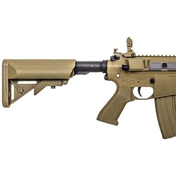 "Lancer Tactical Airsoft Rifle 5 LANCER TACTICAL Gen 2 SPR ""Interceptor"" LT-25 AEG Aerosoft Gun"