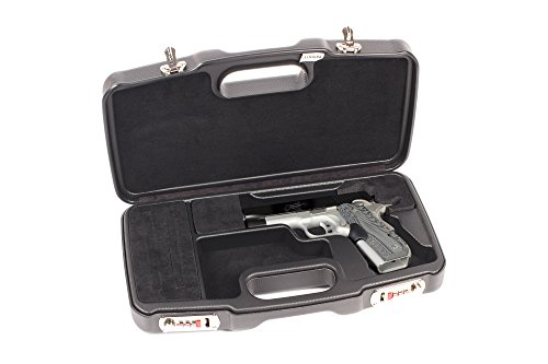 Negrini Cases Airsoft Gun Case 1 Negrini Cases 2018SR/5126 Dedicated 1911 Handgun Case
