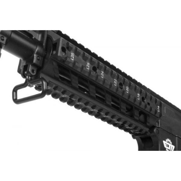 G&G Airsoft Rifle 6 G&G airsoft combat machine m4 raider high-performance full metal gearbox aeg rifle w/ integrated ras and crane stock(Airsoft Gun)