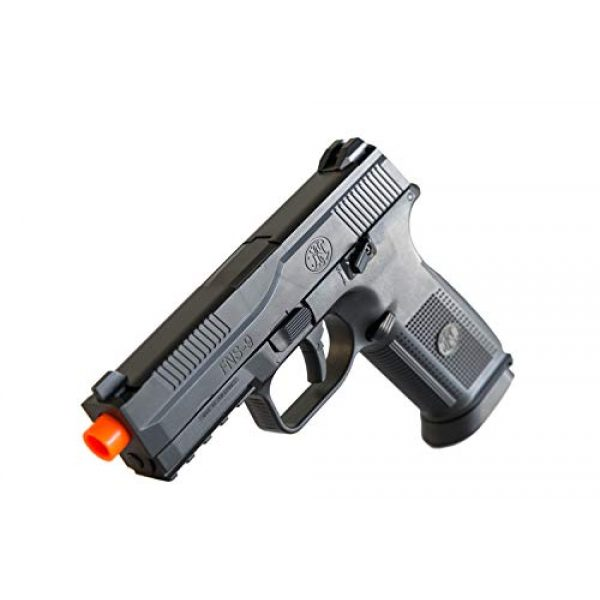 FN Airsoft Pistol 3 FN Herstal FNS-9 Spring Powered Airsoft Pistol