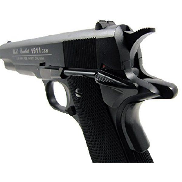 WG Airsoft Pistol 5 wg model-4613 full metal 1911 co2 blowback(Airsoft Gun)