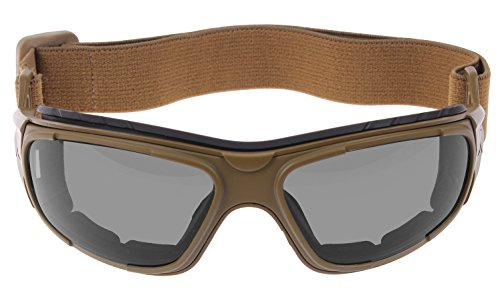 Rothco Airsoft Goggle 3 Rothco Interchangeable Optical System