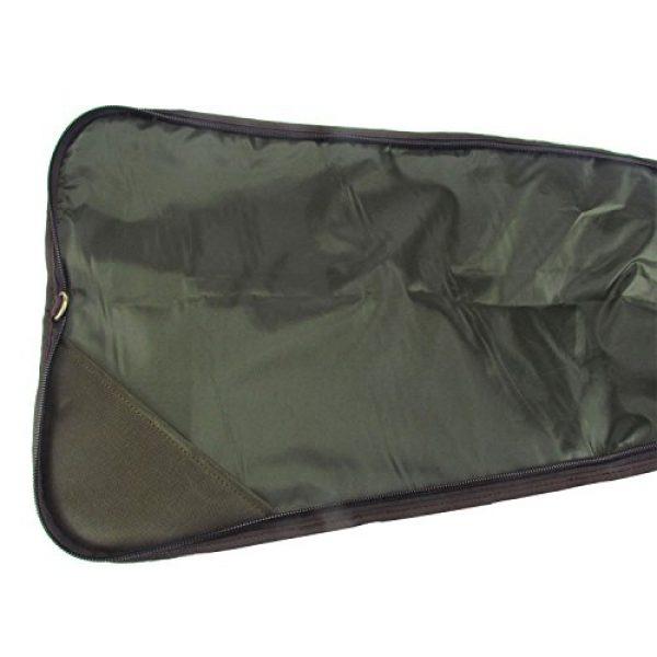 TOURBON Rifle Case 4 TOURBON Nylon Gun Case for Shotgun Rifle with Zipper Pocket