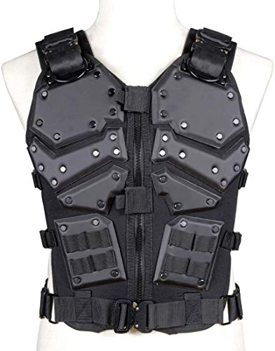 Tactical Area Airsoft Tactical Vest 2 Tactical Area Military Airsoft Paintball Vest King Kong Vest Outdoor Camping War Game Vest