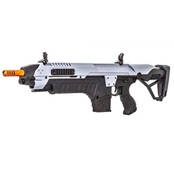 Star Airsoft Rifle 3 CSI S.T.A.R XR5 Advanced Main Battle Rifle M4 Carbine AEG Airsoft Gun ( Black/Gray)
