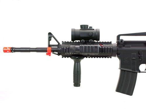 BBTac  4 BBTac M83 Full Auto Electric Power LPEG Airsoft Gun with Warranty
