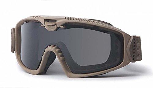 ESS Airsoft Goggle 1 ESS Influx Goggle Terrain Tan
