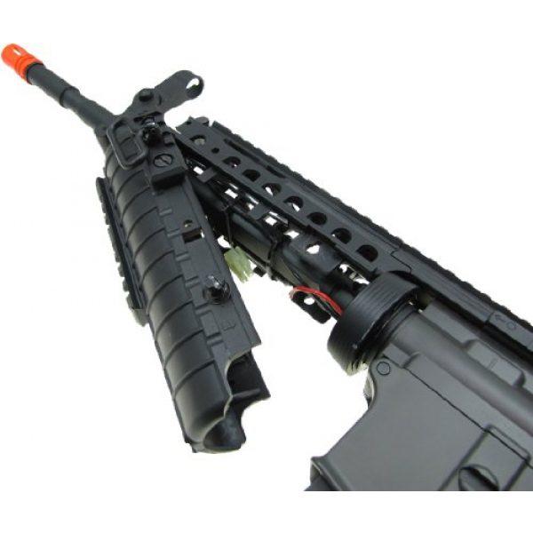 Jing Gong (JG) Airsoft Rifle 3 JG m4a1 s-system aeg electric airsoft gun - black(Airsoft Gun)