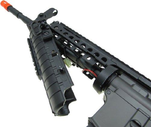 Jing Gong (JG)  3 JG m4a1 s-system aeg electric airsoft gun - black(Airsoft Gun)