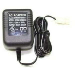 Team SD Airsoft Battery Charger 1 Team SD UL Certified 9V 500mAh Airsoft Plug Wall Charger