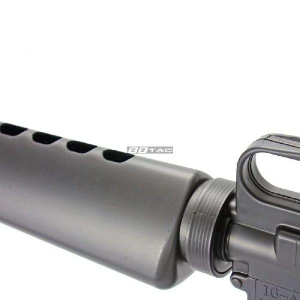 BBTac Airsoft Rifle 5 BBTac m16a2 airsoft gun vietnam style spring airsoft gun rifle with warranty(Airsoft Gun)