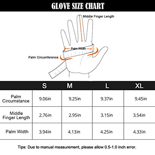 FREE SOLDIER Airsoft Glove 7 FREE SOLDIER Tactical Gloves Full Finger Men's Gloves Touch Screen Outdoor Gloves for Motorcycle Riding Gloves