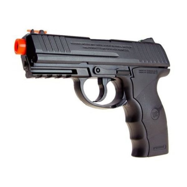 Wingun Airsoft Pistol 6 wingun w3000 full metal co2 airsoft pistol, extra clip, 5 co2 cartridges, 1,200 bb's(Airsoft Gun)