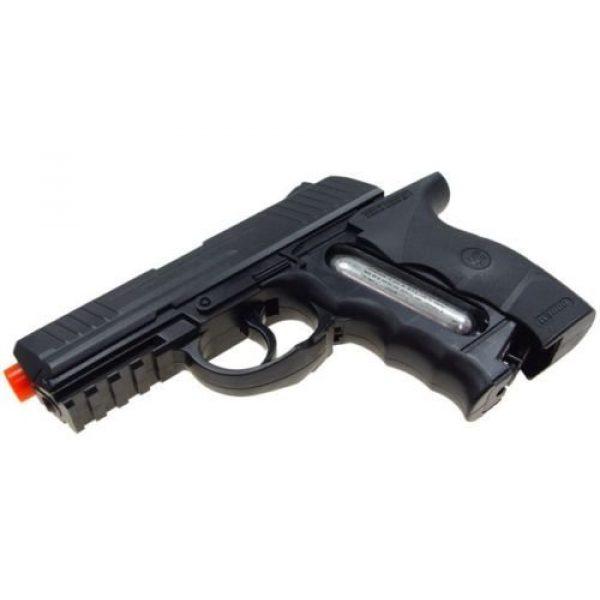 Wingun Airsoft Pistol 7 wingun w3000 full metal co2 airsoft pistol, extra clip, 5 co2 cartridges, 1,200 bb's(Airsoft Gun)