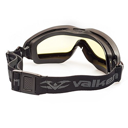 Valken Airsoft Goggle 3 Valken Airsoft Sierra Thermal Lens Goggle