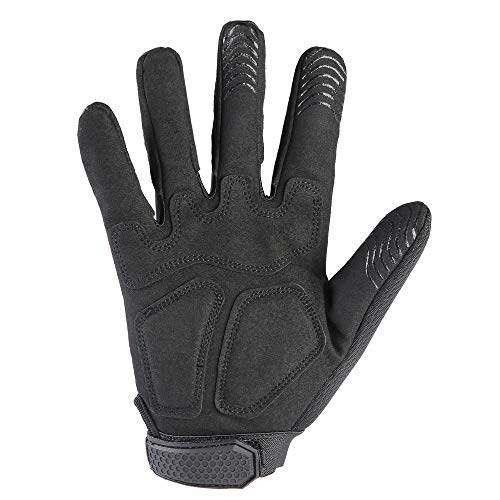 AXBXCX Airsoft Glove 3 AXBXCX Camouflage Full Finger Protective Gloves for Motorcycles