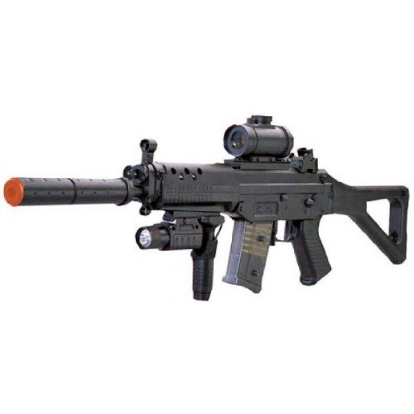 CYMA Airsoft Rifle 1 CYMA Navy Seal Assault Rifle SG 552 Airsoft Electric Gun