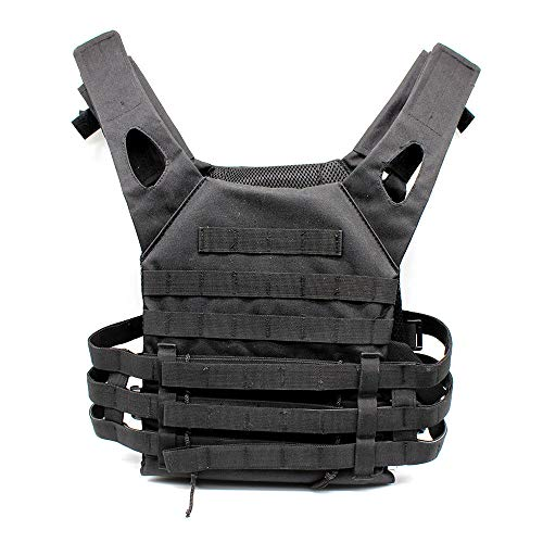 KPfaster Airsoft Tactical Vest 4 KPfaster Tactical Vest Airsoft Modular Plate Carrier JPC Military Paintball Combat Assault Vest