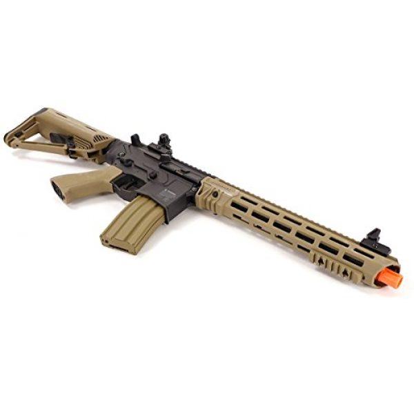 Valken Airsoft Rifle 4 Valken ASL TANGO M4 6mm Airsoft Rifle Tan/Black w/Battery & Charger