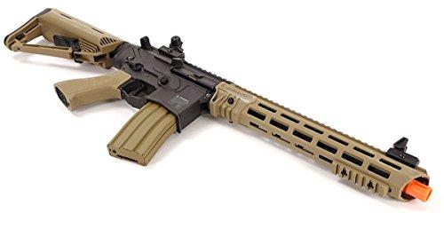 Valken  4 Valken ASL TANGO M4 6mm Airsoft Rifle Tan/Black w/Battery & Charger