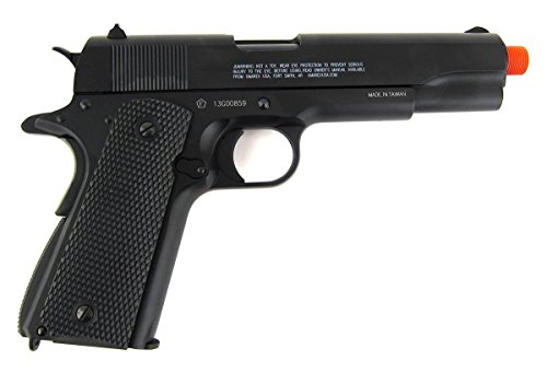 Elite Force Airsoft Pistol 3 Elite Force 1911A1 Full Metal CO2 Blow Back Airsoft Pistol - Package Deal