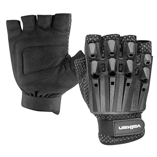 Valken Airsoft Glove 1 Valken Alpha Half-Finger Gloves