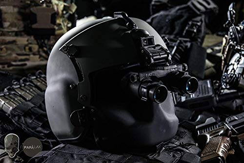 TMC Airsoft Tool 6 TMC Black Dummy ANVIS9 Night Vision Aviator's Goggles for Airsoft Tactical Hunting Game