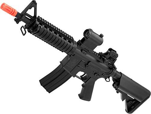 Colt Airsoft Rifle 1 Colt M4 A1 Cqbr AEG Black