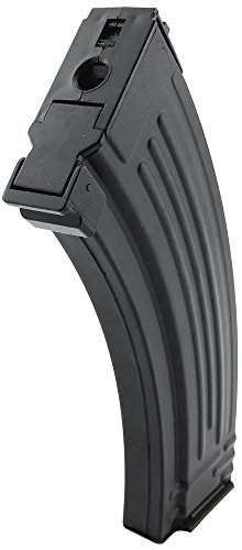 SportPro  2 SportPro 600 Round Metal High Capacity Magazine for AEG AK47 AK74 Airsoft - Black