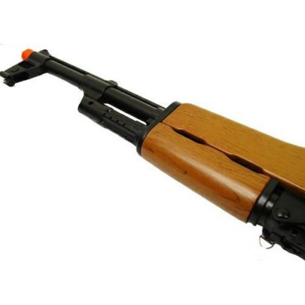 BBTac Airsoft Rifle 2 BBTac BT-022 Airsoft Gun Electric Rifle Full Size Automatic, large magazine, ready to play package