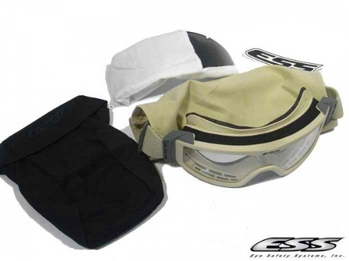 ESS Airsoft Goggle 2 ESS Military Surplus Goggle Kit