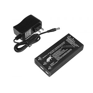 Mad Bull Airsoft Airsoft Battery Charger 1 Madbull Airsoft Madbull LFP 3-4 Cell (LiFePO4) Battery Charger