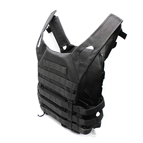 KPfaster Airsoft Tactical Vest 5 KPfaster Tactical Vest Airsoft Modular Plate Carrier JPC Military Paintball Combat Assault Vest