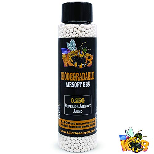 400 Ct Bottle. Perfect 6mm Bio BBS for Airsoft. Superior 6mm bio BBS for Airsoft Guns Airsoft Guns and Pistols.