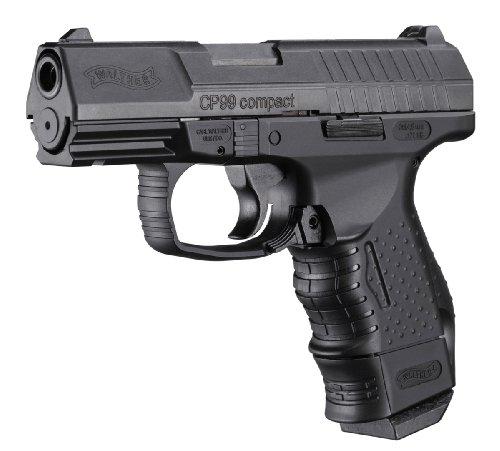 Umarex Airsoft Pistol 2 Umarex Walther CP99 Compact .177 Caliber BB Gun Air Pistol