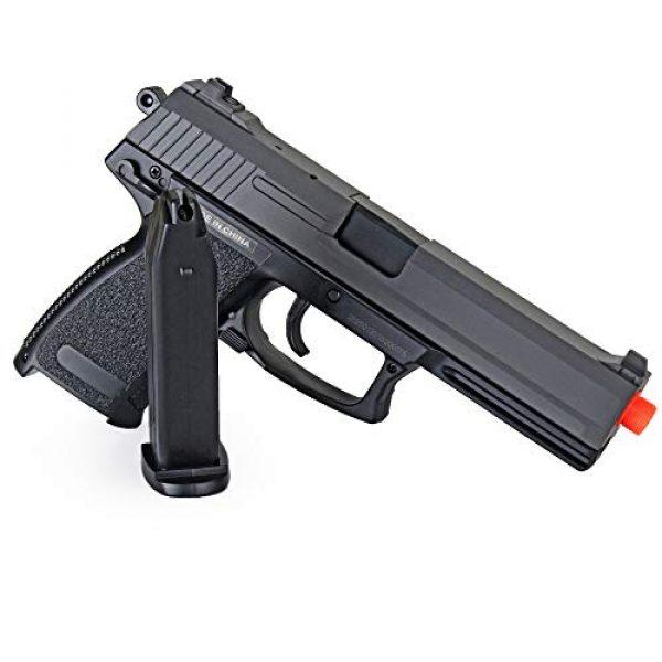 BBTac Airsoft Pistol 5 bbtac m23 airsoft gun mark23 spring airsoft pistol with warranty(Airsoft Gun)