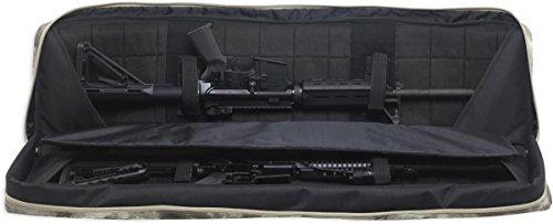 Bulldog Cases Airsoft Gun Case 2 Bulldog Cases Tactical Double Rifle Case