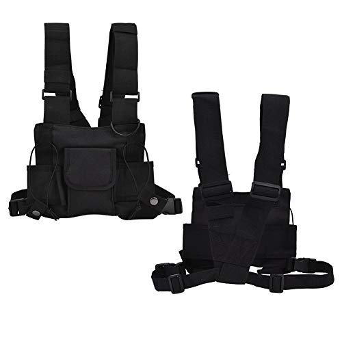 Alomejor Airsoft Tactical Vest 2 Alomejor Airsoft Vest Training Outdoor Vests with Reflective Stripes for Airsoft Paintball Wargame Outdoor Sport