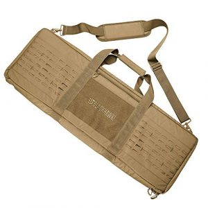 BLACKHAWK Airsoft Gun Case 1 BLACKHAWK! 61FD45CT Foundation Rifle Case Coyote Tan, 45""