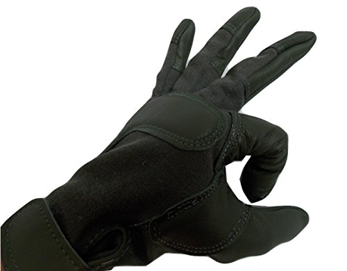 HWI Airsoft Glove 3 USGI ARMY COMBAT GLOVES TACTICAL SHOOTERS GLOVES (Large)