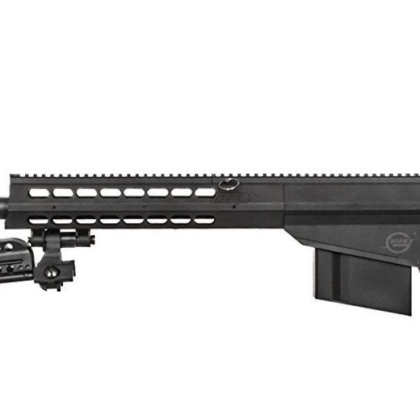 Lancer Tactical Airsoft Rifle 7 Lancer Tactical M82 Polymer Spring Sniper Rifle w/Bipod Airsoft Gun
