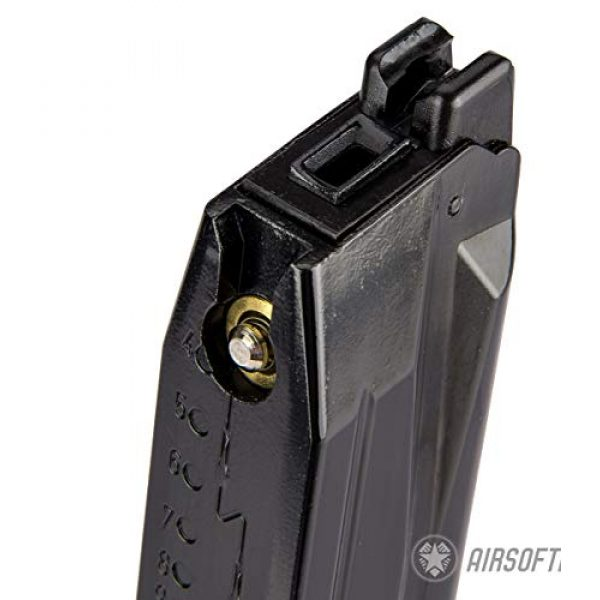 EF Airsoft Gun Magazine 2 EF HK VP9 GBB AIROST Magazine
