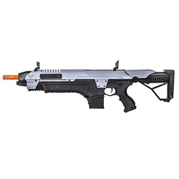 Star Airsoft Rifle 4 CSI S.T.A.R XR5 Advanced Main Battle Rifle M4 Carbine AEG Airsoft Gun ( Black/Gray)